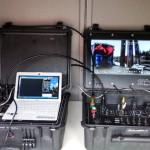 Seamore ROV control panel