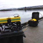 Seamore ROV and tether reel