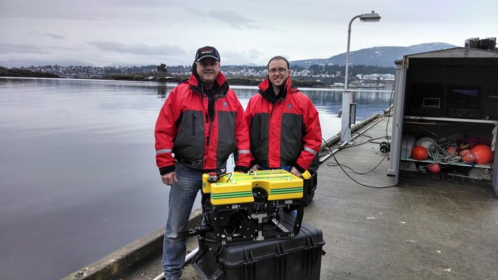 Seamore ROV unit