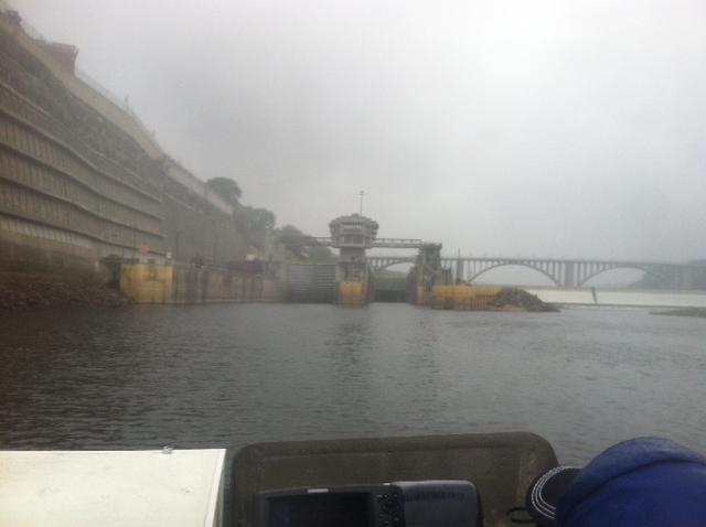Lock #1 & Spillway